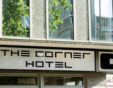 The Corner Hotel Frankfurt Gebaeude / Building