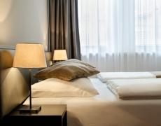 The Corner Hotel Frankfurt Comfort Double Room