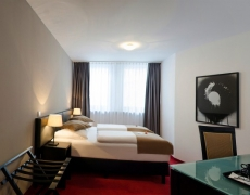 The Corner Hotel Frankfurt Comfort Double Room