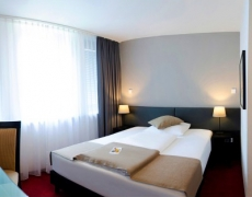 The Corner Hotel Frankfurt Comfort Single Room