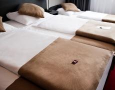 The Corner Hotel Frankfurt Comfort Triple Room