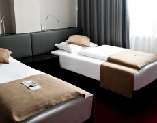 The Corner Hotel Frankfurt Comfort Twin Room