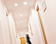 The Corner Hotel Frankfurt Flur / Floor